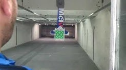 6 shots 1 bullseye .45 ACP 1917 S&W Revolver