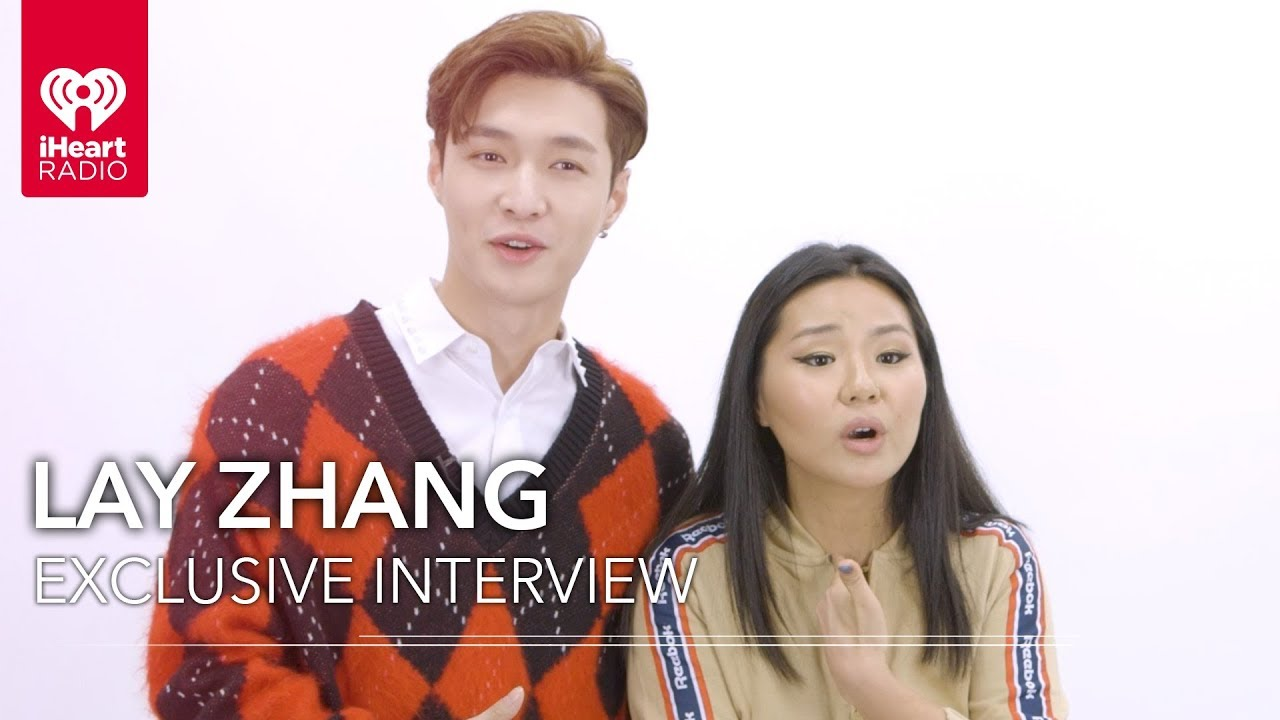 Is Lay Zhang Thinking About A World Tour? | Exclusive Interview