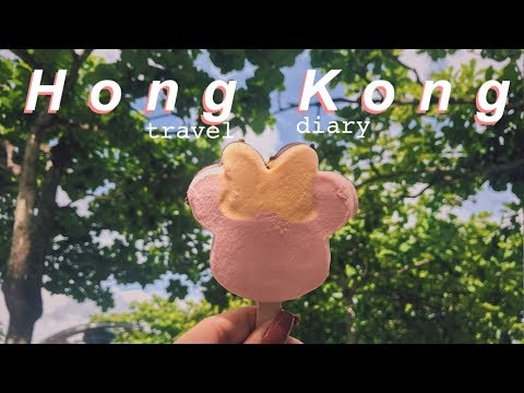 TRAVEL DIARY: Hong Kong and Macau || Renee Co