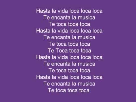Fly Project - Toca Toca (lyrics)
