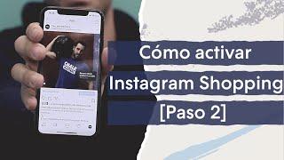 Cómo activar Instagram Shopping - Paso 2: Creá el catálogo de productos en Facebook