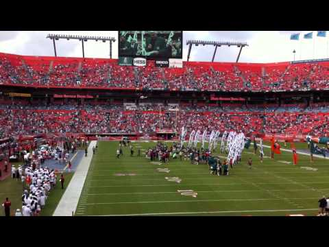 Jason Taylor and Zach Thomas Honor Roll Induction