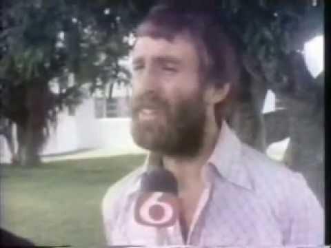 Southwest High (Miami) Teacher Darryl Christie, WCIX News Story 5-29-78