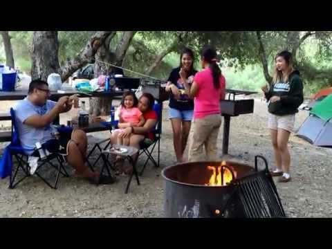 Arroyo Seco CA Camping July 1-4, 2016 part 1