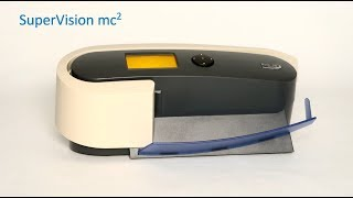 SuperVision mc2   Banknote Detector