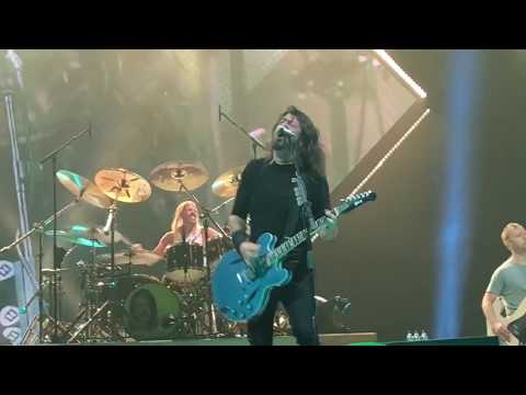 "Foo Fighters Live ""Run"" Greensboro, NC 10.15.17"