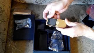 Розпакування Nokia 8800 Gold