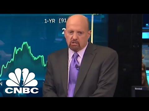 Jim Cramer Now Sees Value In Drug Stock Valeant After Its CEO 'Delivered'