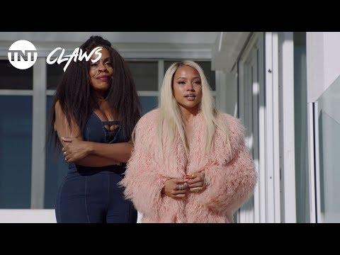 Claws: Episode 2 Sneak Peek | TNT