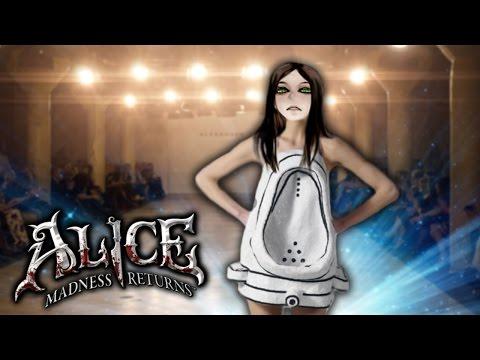 КУТЮРЬЕ ОТ БОГА - Alice: Madness Returns #7