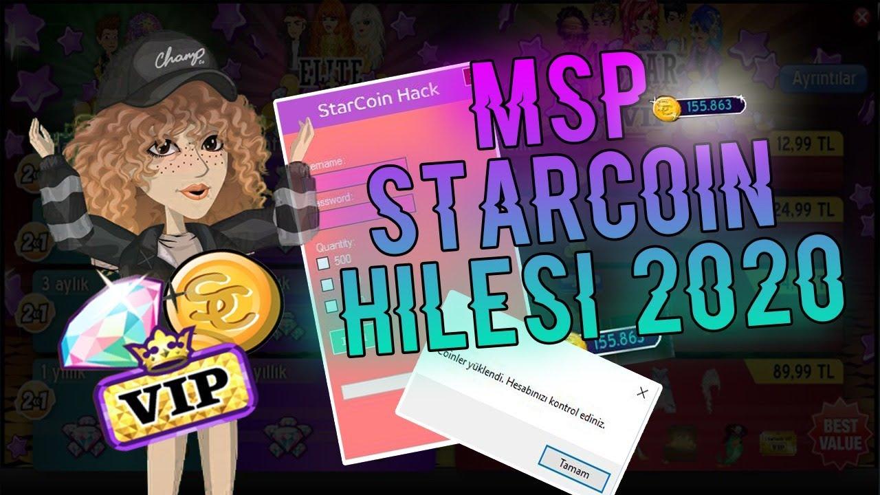 MSP STARCOİN HİLESİ! 2020 PROGRAMLI | Kanıtlı