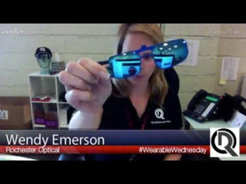 #WearableWednesday With Rochester Optical - Episode 5