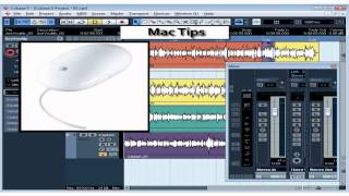 Cubase 5 Tutorial - Lesson 03: Mac Users