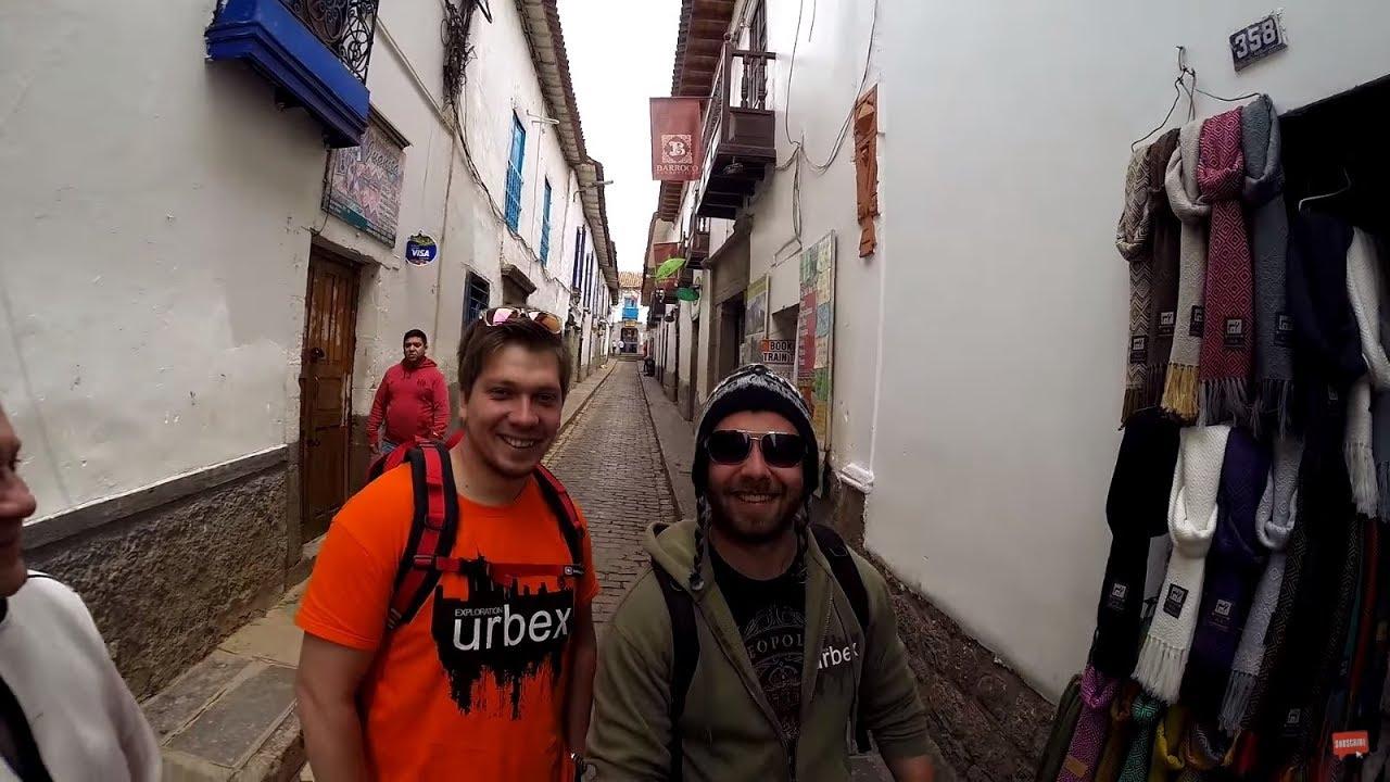 Wyprawa do królestwa Inków – UrbexVlog#1