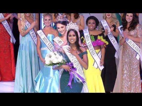 Massachusetts' Andreia Gibau is Miss Earth United States 2017