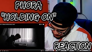 Phora - Holding On [Official Music Video] *DEEP* REACTION & THOUGHTS | JAYVISIONS