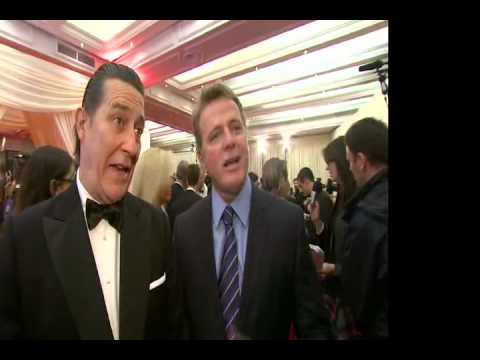Irish Film & Television Awards 2010 - Interview Aidan Quinn and Ciaran Hinds