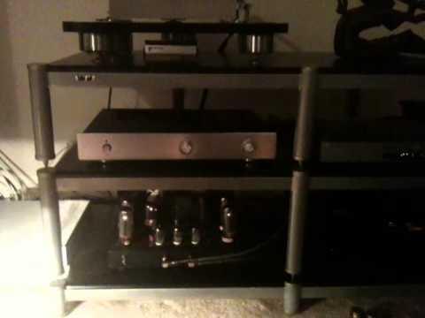 Dynaco St-70 w/ VTA upgrade - Power Amplifier