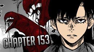 Tokyo Ghoul:re Chapter 153 continues the Mutsuki vs Touka segment. ...