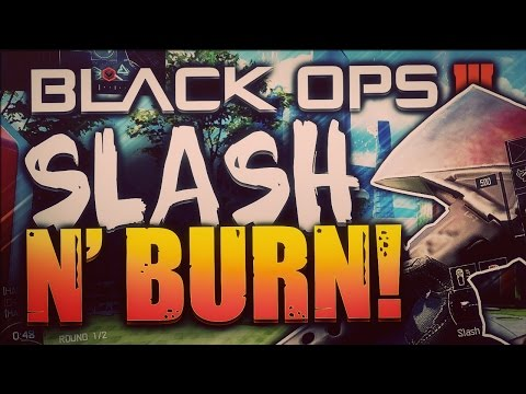 "BLACK OPS 3 ""AXE GAMEPLAY"" Call of Duty : Black Ops 3 (NEW SLASH N' BURN DLC WEAPON)"