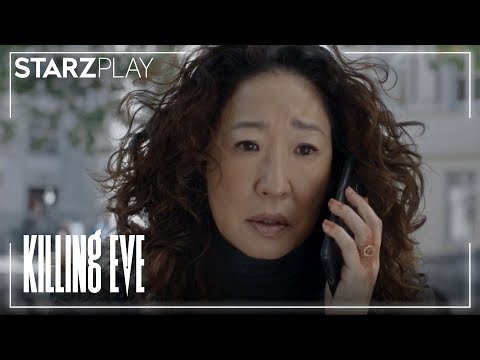 KILLING EVE | Staffel 2 Trailer | STARZPLAY