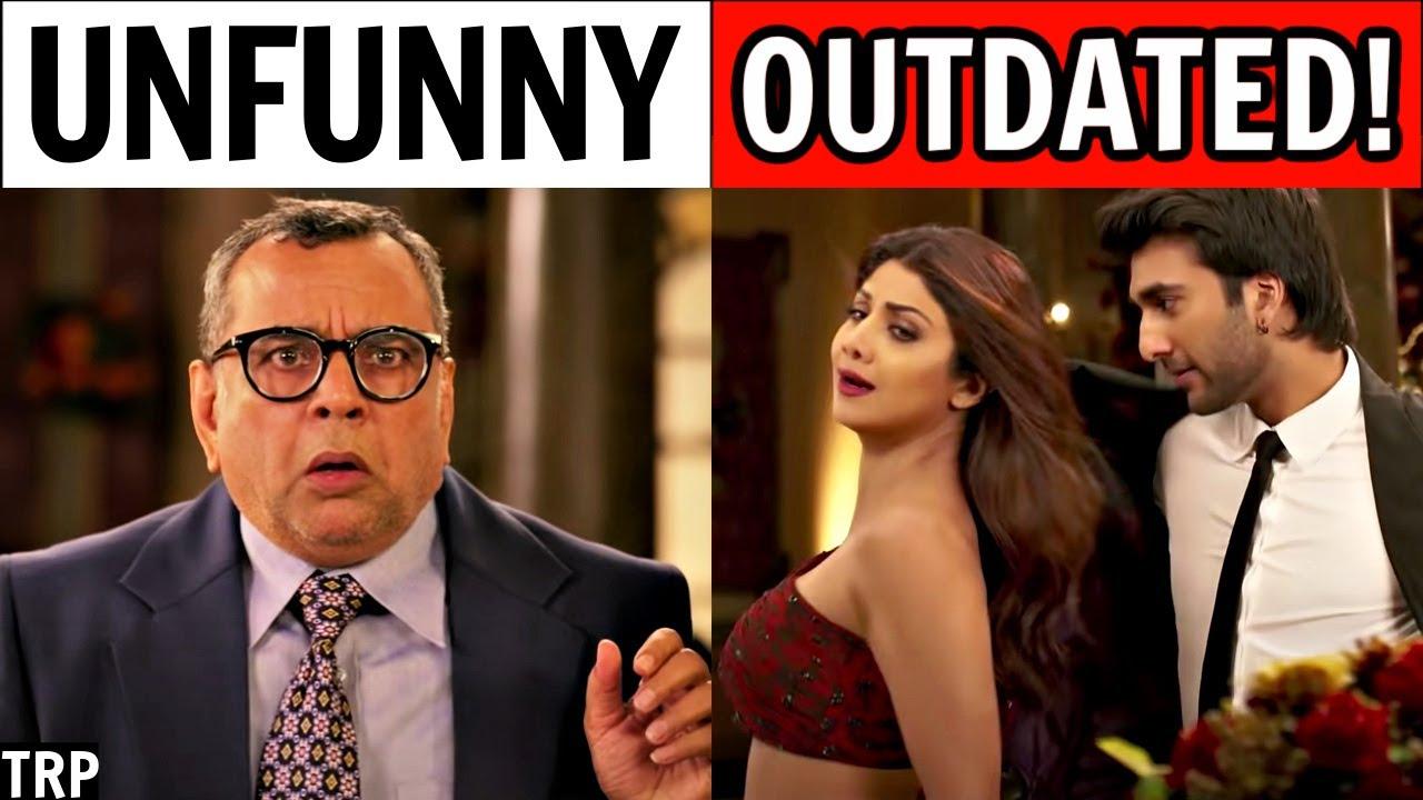 Hungama 2 Movie Review & Analysis | Shilpa Shetty, Paresh Rawal, Meezaan | DisneyPlus Hotstar