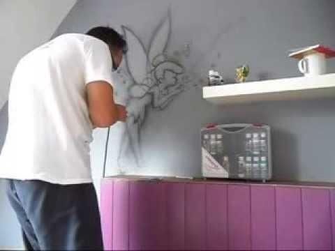 Arts nico aero deco chambre enfant youtube for Decoration chambre youtube