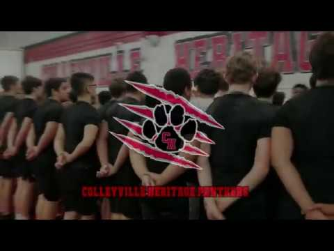 Colleyville Heritage Football Spring Workout [2018]