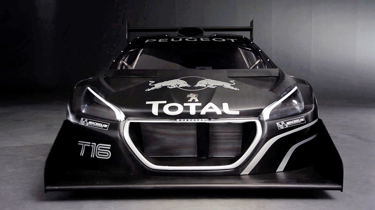 peugeot 208 t16 pikes peak come back to pikes peak with sebastien loeb youtube. Black Bedroom Furniture Sets. Home Design Ideas