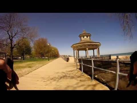 Ride 3: Rochester - Lake Ave to Lake Ontario via Turning Point Park