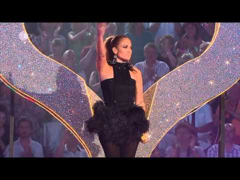 Jennifer Lopez   On The Floor     LIVE  bei Wetten, dass     in Mallorca 2011 HD