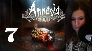 Amnesia, a Machine for Pigs [Facecam] der Altar 007# [HD][Blind][Let´s Play]