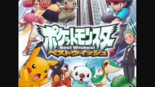 Pokémon Anime Song - Kokoro no Fanfare