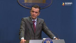 Grindeanu: Nu-mi dau demisia; este Guvernul României, nu este Guvernul CEx-ului