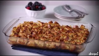 Breakfast Recipes - How to Make Easy French Toast Casserole