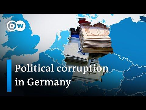A series of corruption scandals put German politicians under scrutiny | DW News