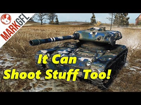 ELC Even 90 - More Than Just a Scout Apparently! - World of Tanks thumbnail