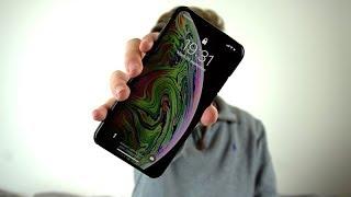 Les iPhone XS/XS Max ont un problème ...