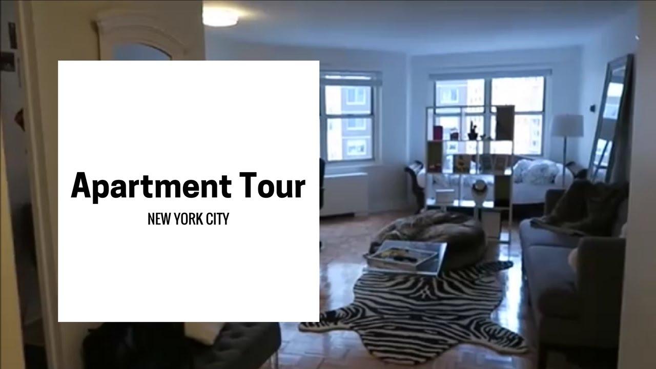 Minimalist studio apartment tour in new york youtube for Minimalist apartment nyc