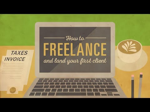 How to Start Freelancing and Land Your First Client