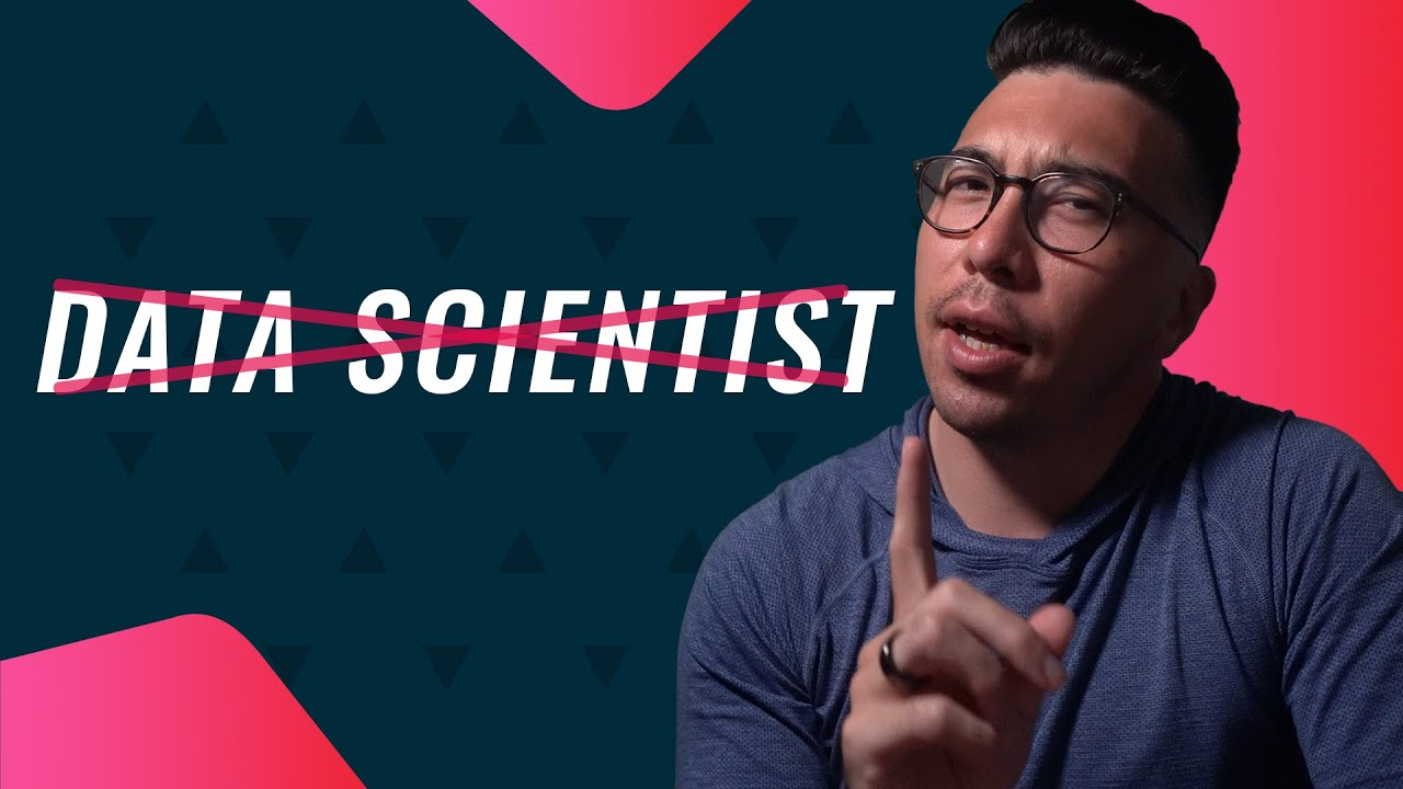 Why You Probably Won't Become a Data Scientist