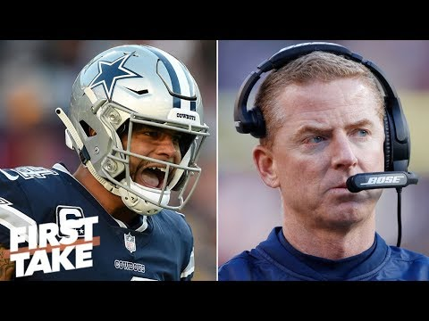 Were Cowboys robbed vs. Redskins because of snap infraction penalty? | First Take