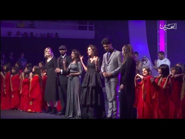 حفل المهرجان الشبابي العالمي ٢.١٨ - 2018 Youthfull Festival