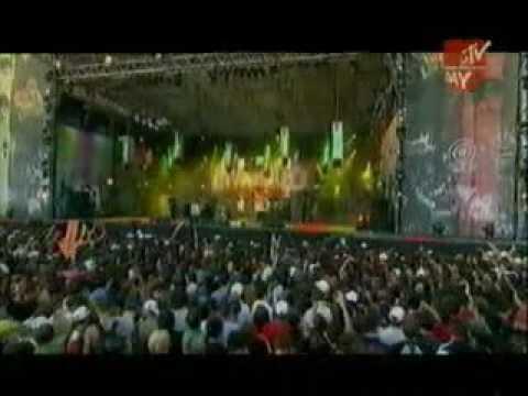 Frankie hi nrg mc live mtv day 2004 bologna