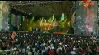 Frankie hi-nrg mc live MTV Day 2004 (Bologna)