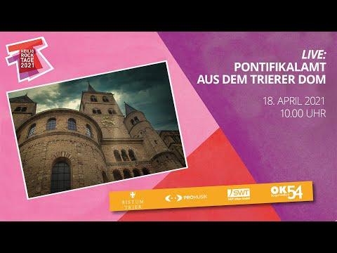 LIVE: Pontifikalamt aus