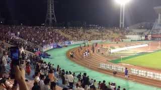 名古屋グランパス VS FC東京 瑞穂陸上競技場