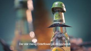 "Somersby elderflower bottles - ""Army"""