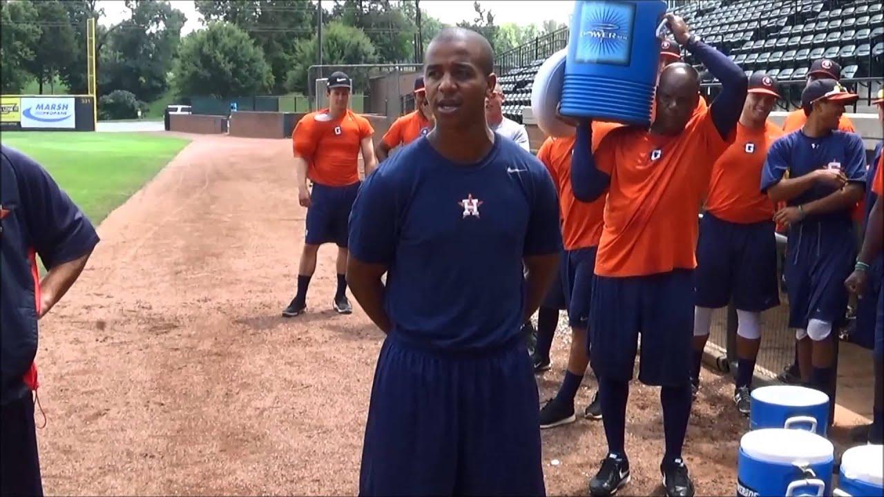 Astros anuncian su cuerpo técnico