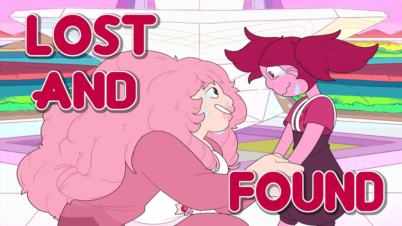 Rose and Spinel (Rose Returns)